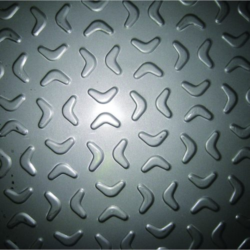 Butterfly-500x500 Stainless Steel Tread Plate