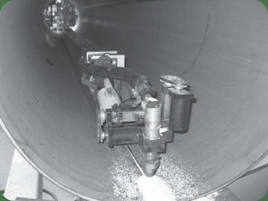 lb2 Big Bore Pipe Plant