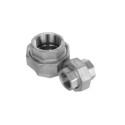 unions-500x500 Stainless Steel 150 LBS BSP Union